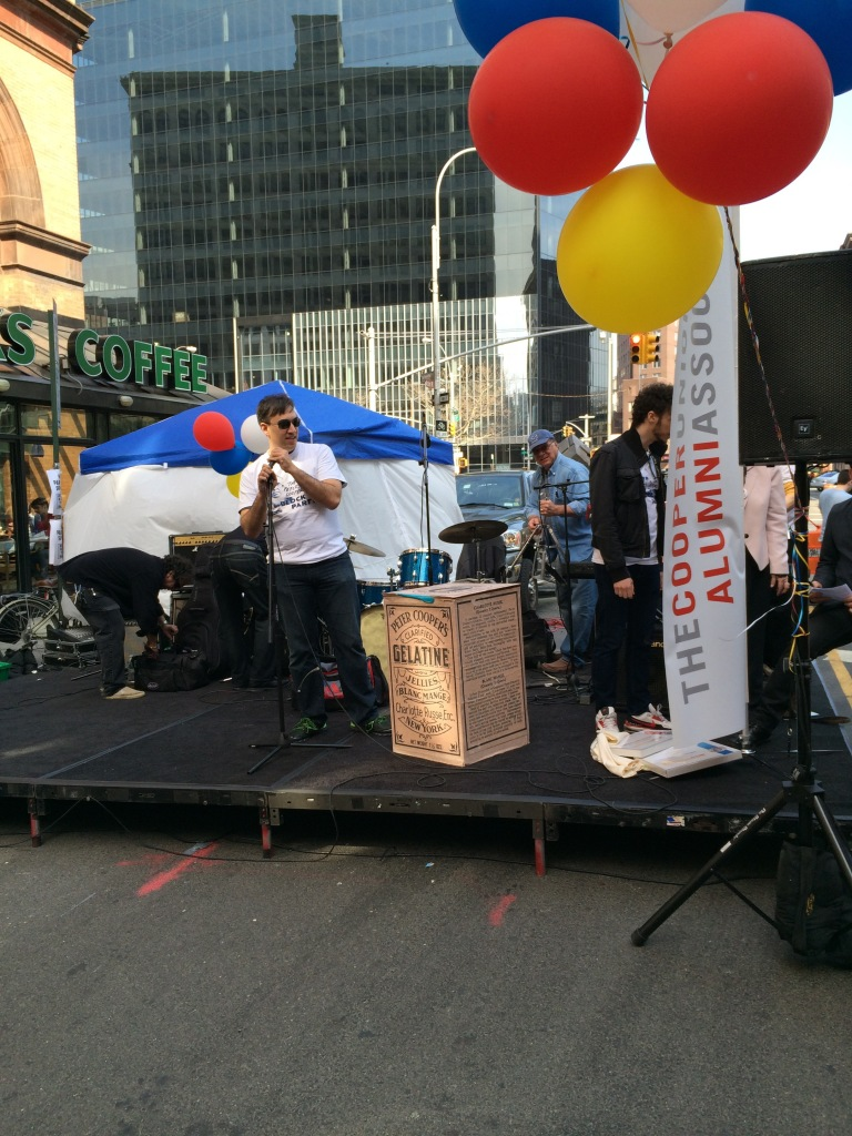 Founder's Day 2014 Block Party Stage