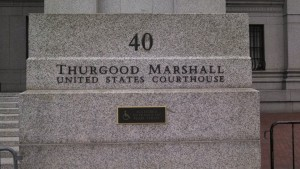 thurgood marshal courthouse