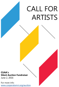 Call for Artists 2016